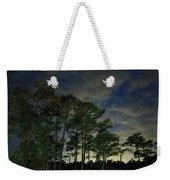 Night Pines Weekender Tote Bag