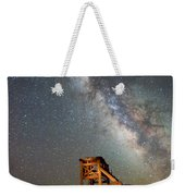 Night Shift Weekender Tote Bag