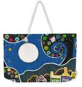 Night Sky Weekender Tote Bag