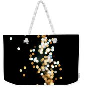 Night Sparkle Weekender Tote Bag