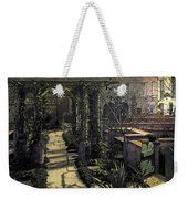 Night Weekender Tote Bag by Terry Reynoldson