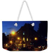 Night View Weekender Tote Bag