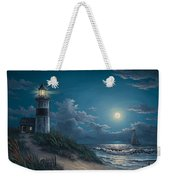 Night Watch Weekender Tote Bag