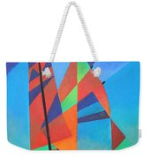 Nightboat Weekender Tote Bag