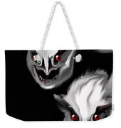 Nightmare Companions Weekender Tote Bag