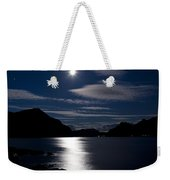 Nights In White Satin Weekender Tote Bag by Heiko Koehrer-Wagner