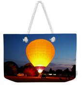 Night's Sunshine Weekender Tote Bag