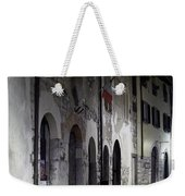 Nightscape. Iseo Weekender Tote Bag