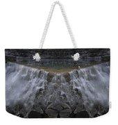 Nighttime Water Tumble Weekender Tote Bag