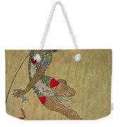 Nijinsky In 'le Festin/ L'oiseau D'or' Weekender Tote Bag