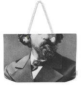 Nikolai Chernyshevsky (1828-1889) Weekender Tote Bag