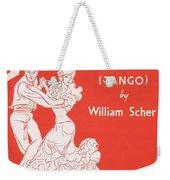 Ninetta Weekender Tote Bag