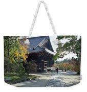 Ninna-ji Temple Compound - Kyoto Japan Weekender Tote Bag