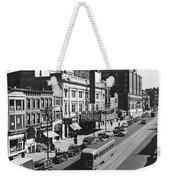 Ninth Street In Brooklyn Weekender Tote Bag