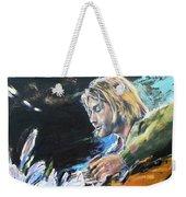 Nirvana - Kurt Cobain Weekender Tote Bag