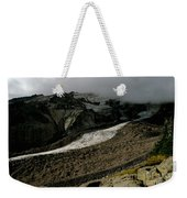 Nisqually Glacier Weekender Tote Bag