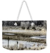Nisqually Nest Boxes Weekender Tote Bag