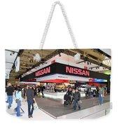 Nissan Area Weekender Tote Bag