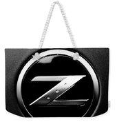 Nissan Z Weekender Tote Bag