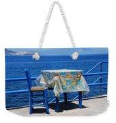 Nisyros Taverna Weekender Tote Bag