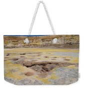 Nisyros Volcano Crater Greece Weekender Tote Bag