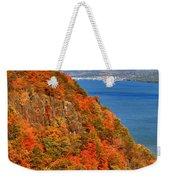 N.j. Palisades Awesome Autumn  Weekender Tote Bag