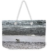 No Beginning    No End Weekender Tote Bag
