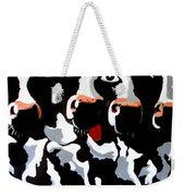 No Bull Weekender Tote Bag by Anthony Falbo