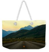 No Cars Here Weekender Tote Bag