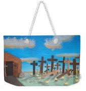 No Cross No Crown 1 Weekender Tote Bag