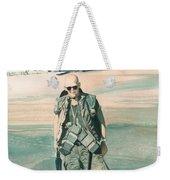 No Day At The Beach Weekender Tote Bag