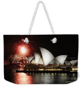 No Its Not New Years Eve Weekender Tote Bag