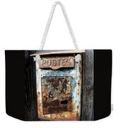 No Mail Today Weekender Tote Bag by France  Art