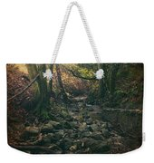 No Matter How Far Weekender Tote Bag by Laurie Search