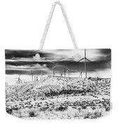 No Place Like Home 1 Bw Palm Springs Weekender Tote Bag