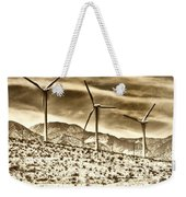 No Place Like Home 3 Palm Springs Weekender Tote Bag