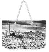 No Place Like Home Bw Palm Springs Desert Hot Springs Weekender Tote Bag