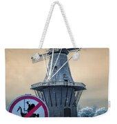 No Tilting At Windmills Weekender Tote Bag