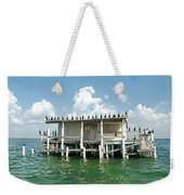No Vacancy At The Stilt House Weekender Tote Bag