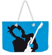 No009 My Prince Minimal Music Poster Weekender Tote Bag