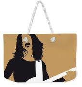 No040 My Frank Zappa Minimal Music Poster Weekender Tote Bag by Chungkong Art