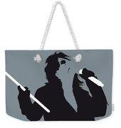 No047 My Alice Cooper Minimal Music Poster Weekender Tote Bag