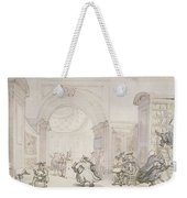 No.0613 The West Room And The Dome Room Weekender Tote Bag