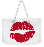 No116 My Some Like It Hot Minimal Movie Poster Weekender Tote Bag