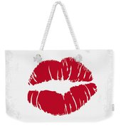 No116 My Some Like It Hot Minimal Movie Poster Weekender Tote Bag