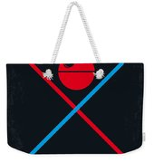 No154 My Star Wars Episode Iv A New Hope Minimal Movie Poster Weekender Tote Bag by Chungkong Art
