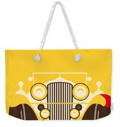 No206 My The Great Gatsby Minimal Movie Poster Weekender Tote Bag