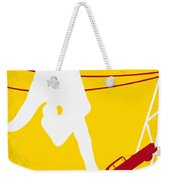 No276 My Attack Of The 50 Foot Woman Minimal Movie Poster Weekender Tote Bag
