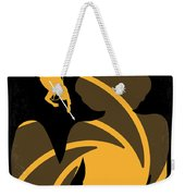 No277-007 My Thunderball Minimal Movie Poster Weekender Tote Bag
