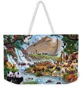 Noahs Ark - The Homecoming Weekender Tote Bag by Steve Crisp